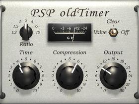 PSP Audioware releases vintage compressor
