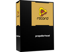 Propellerhead ships Record to UK