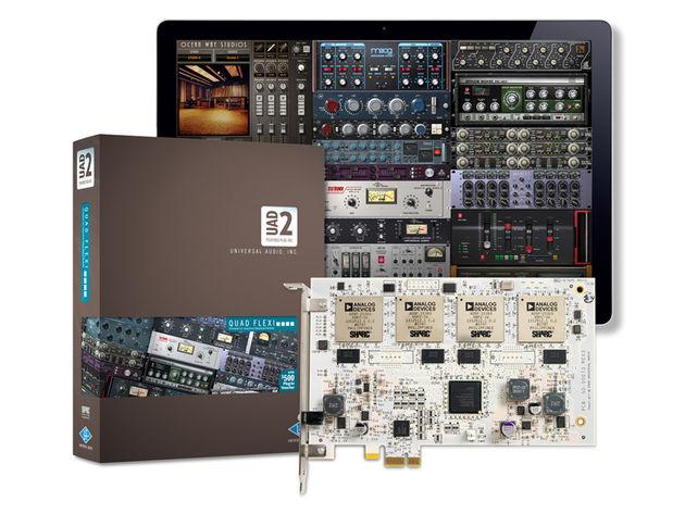 Universal Audio UAD plug-ins