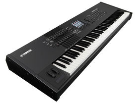 Yamaha Motif XF workstation keyboard: more ROM and expandable