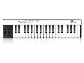 IK Multimedia announces iRig Keys MIDI controller