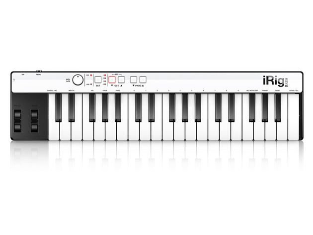 IK Multimedia iRig Keys - 105€