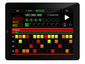 Clavia releases free Nord Beat iPad app