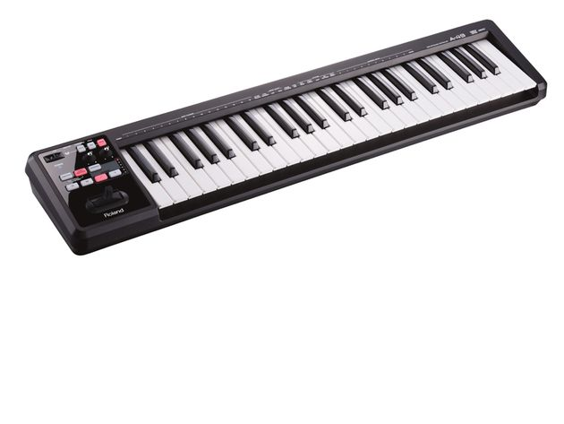 The A-49 is a lightwight 4-octave controller.
