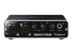 Roland Duo-Capture EX audio interface unveiled