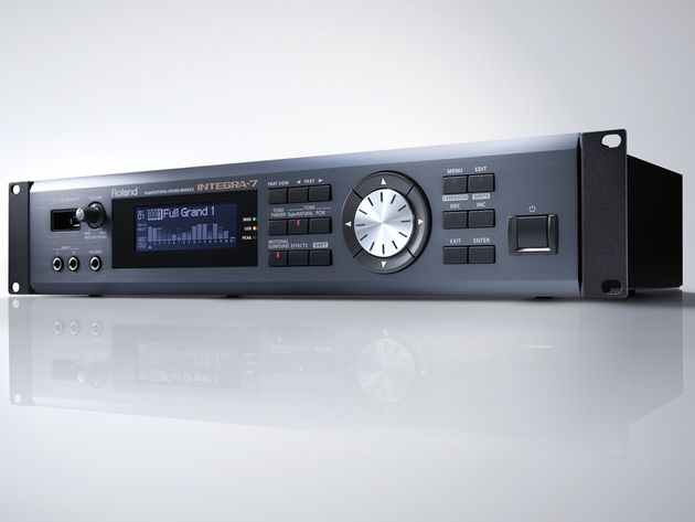 If it's sounds you want, Integra-7 has plenty. Click through for more product photos.