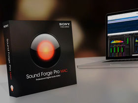 Sound Forge for Mac coming soon