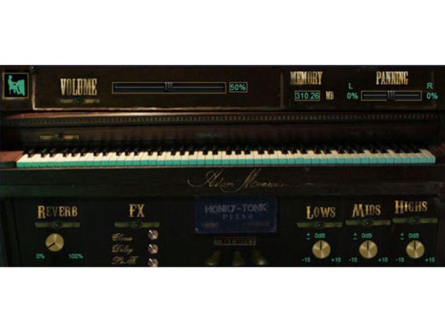 Adam Monroe Music Honky Tonk Piano