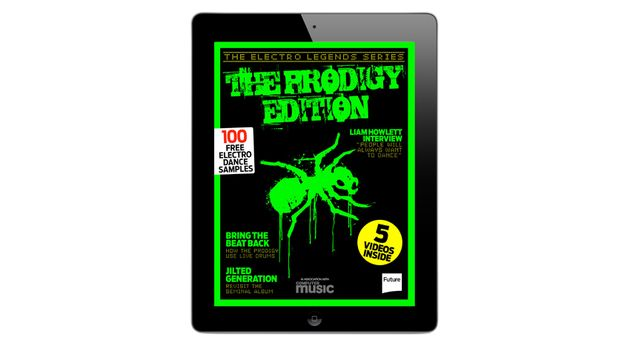 A Prodigy mag for the iOS generation.