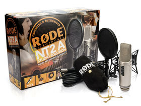 RØDE NT2-A Studio Solution Pack announced