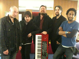 Keyboards and guitars signed by Elbow, Coldplay up for auction