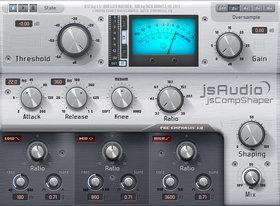 jsAudio jscompshaper