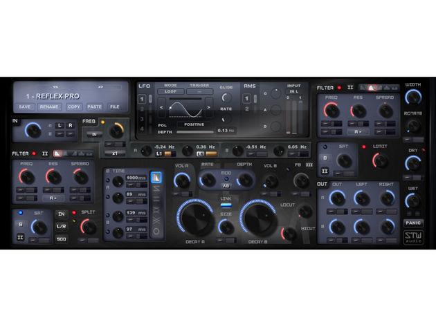 STW Audio Reflex Pro