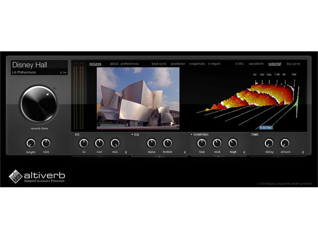 Audioease Altiverb 7