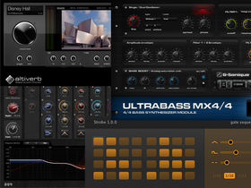 VST/AU plug-in instrument/effect round-up: Week 33