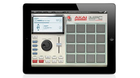 Akai iMPC for iPad released