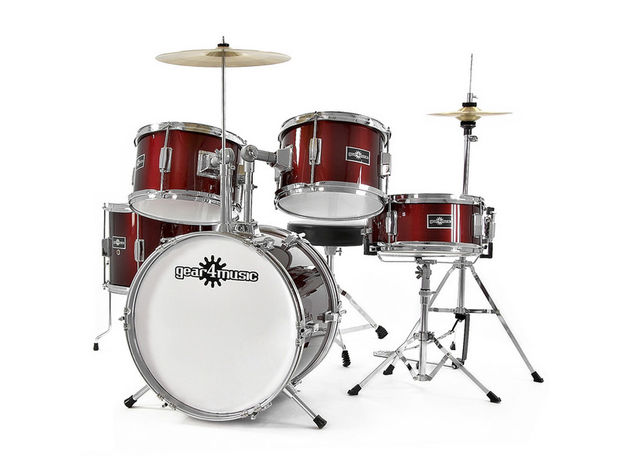 Junior 5-piece drum kit