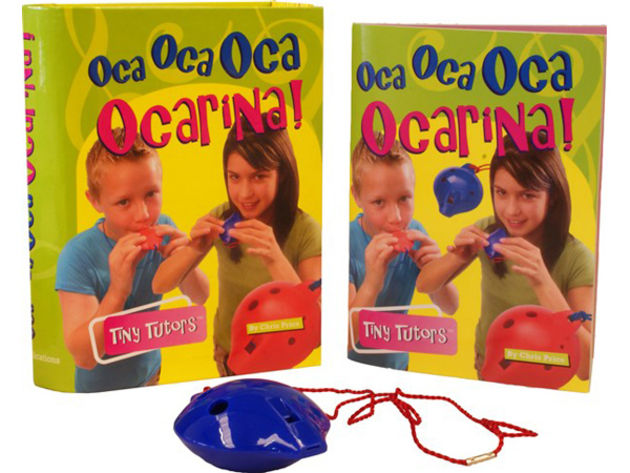 Tiny Tutors: Oca Oca Oca Ocarina