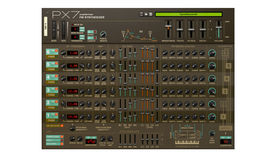 Propellerhead unveils the PX7 FM synth