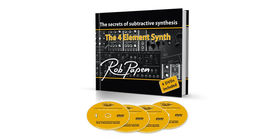 Rob Papen reveals his synthesis secrets in new book and DVD tutorial package
