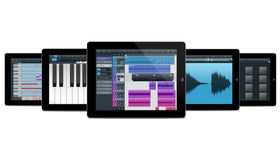 Steinberg Cubasis for iPad DAW