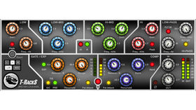 IK Multimedia announces new T-RackS CS with Custom Shop
