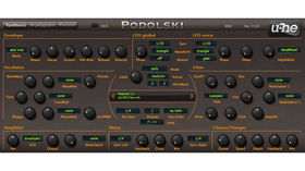 Download u-he Podolski: free VST/AU plug-in synth