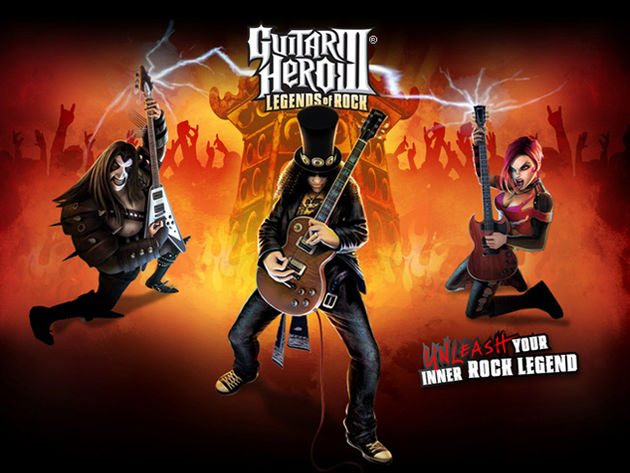 Now anyone can be a Guitar Hero. Sort of.