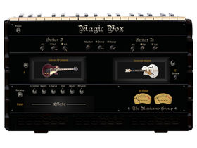 Magic Vox makes guitar harmonics playable