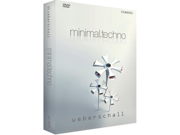 Minimal Techno can run as a plug-in in your host.