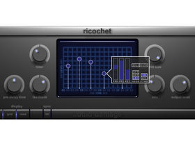 Ricochet: the easy-to-use multi-tap delay