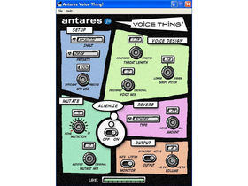 Affordable voice changer from Antares