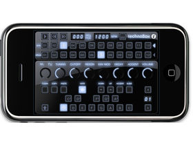 Roland 303, 909 and 808 in one iPhone app