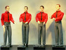 Kraftwerk action figures unveiled