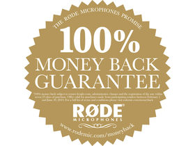 RØDE Microphones announces money back guarantee