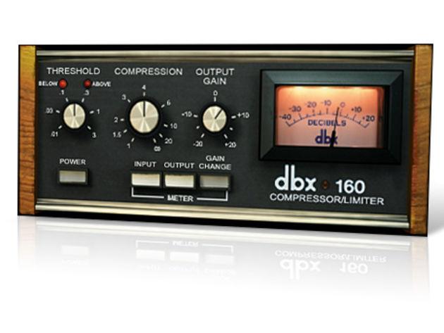 Universal Audio dbx 160