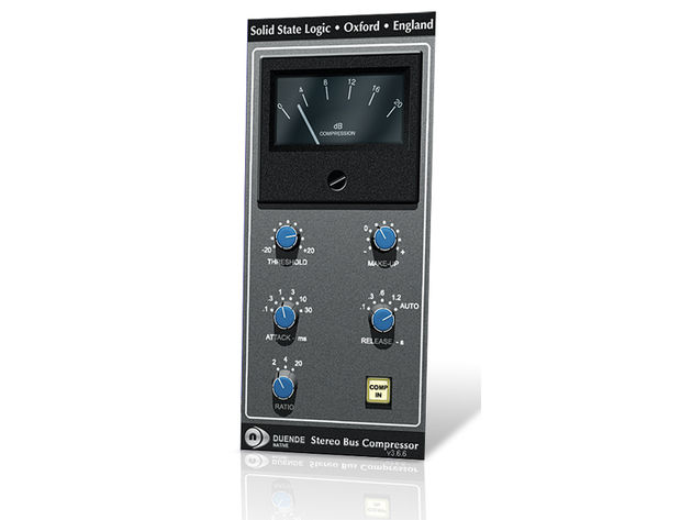 Solid State Logic Duende Bus Compressor