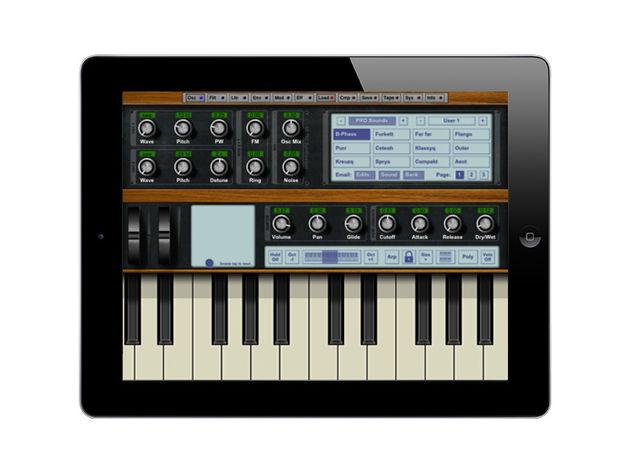 Tempo Rubato NLog MIDI Synth/NLogSynth Pro, £2.99/£10.49