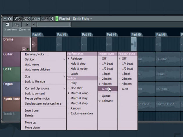 FL Studio's Performance Mode is coming along nicely.