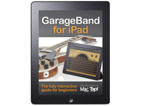 GarageBand for iPad tutorial guide released