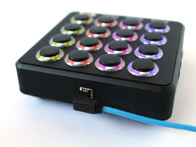 DJ Tech Tools MIDI Fighter 3D