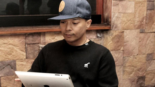 DJ Qbert.
