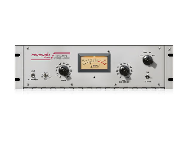 Cakewalk CA-2A T-Type Level Amplifier
