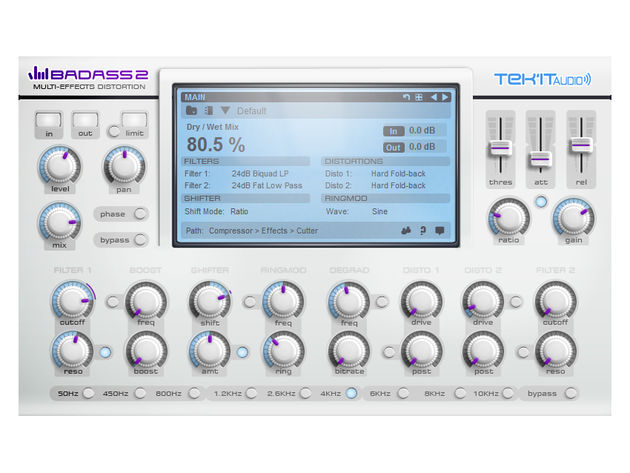 Tek'it Audio Badass 2
