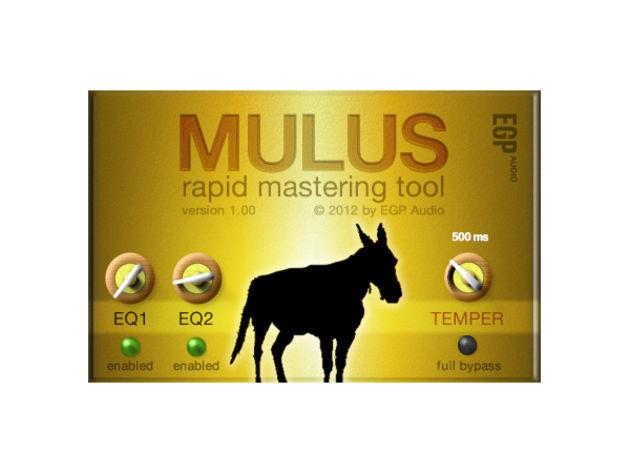 Mulus Rapid Mastering Tool