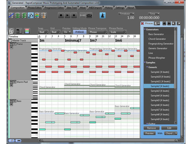 MusicDevelopments RapidComposer 2