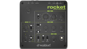 Waldorf announces Rocket: pocket-sized synth with analogue filter