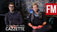 In the studio: Cazzette on creating One Cry