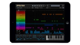 Sugar Bytes releases Effectrix for iPad
