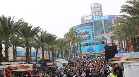 NAMM 2014: the best hi-tech, guitar and drum gear